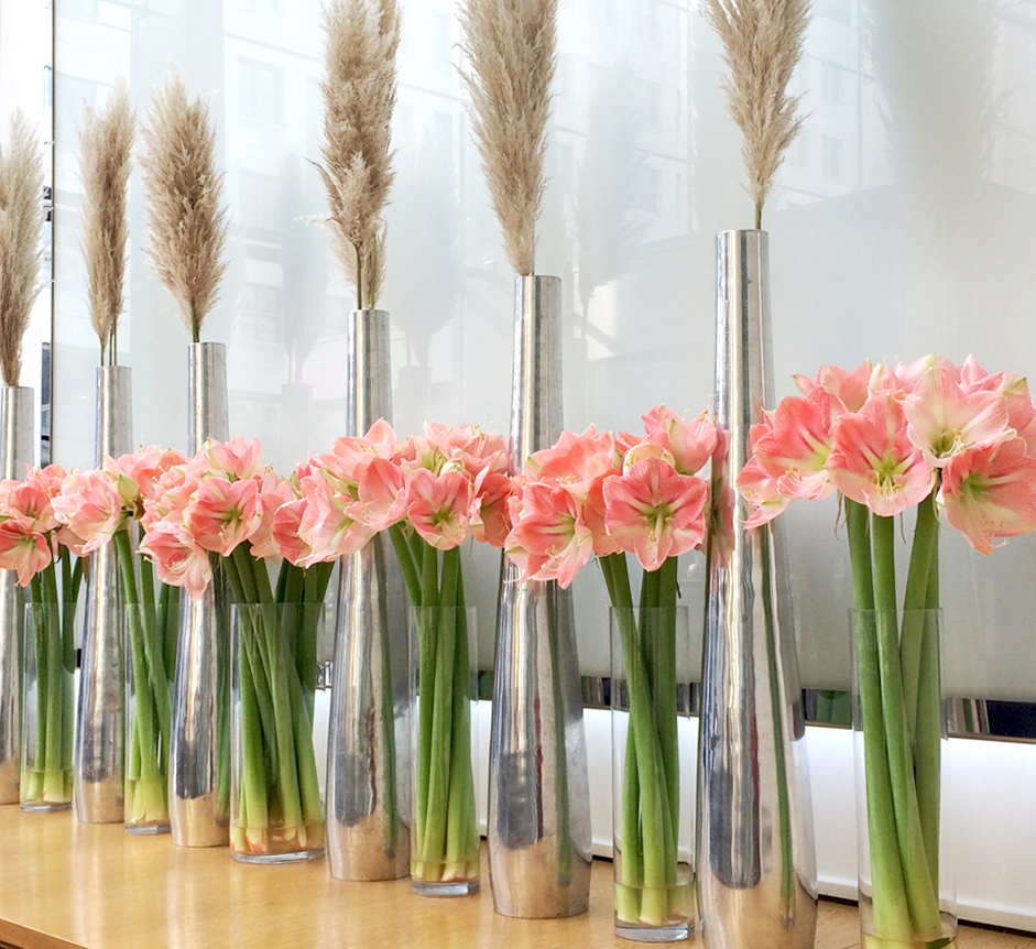 Restaurant Hospitality Flowers By Award Winning London Florist