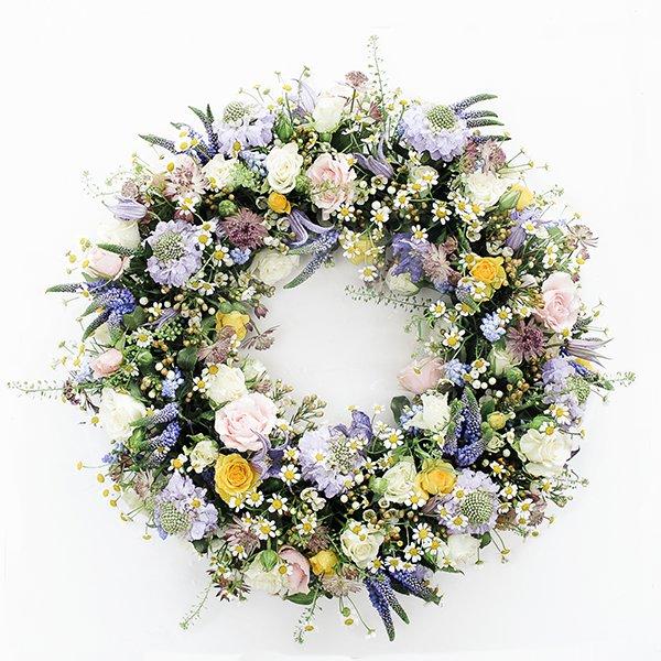 Funeral flowers mary jane vaughan creative florists in