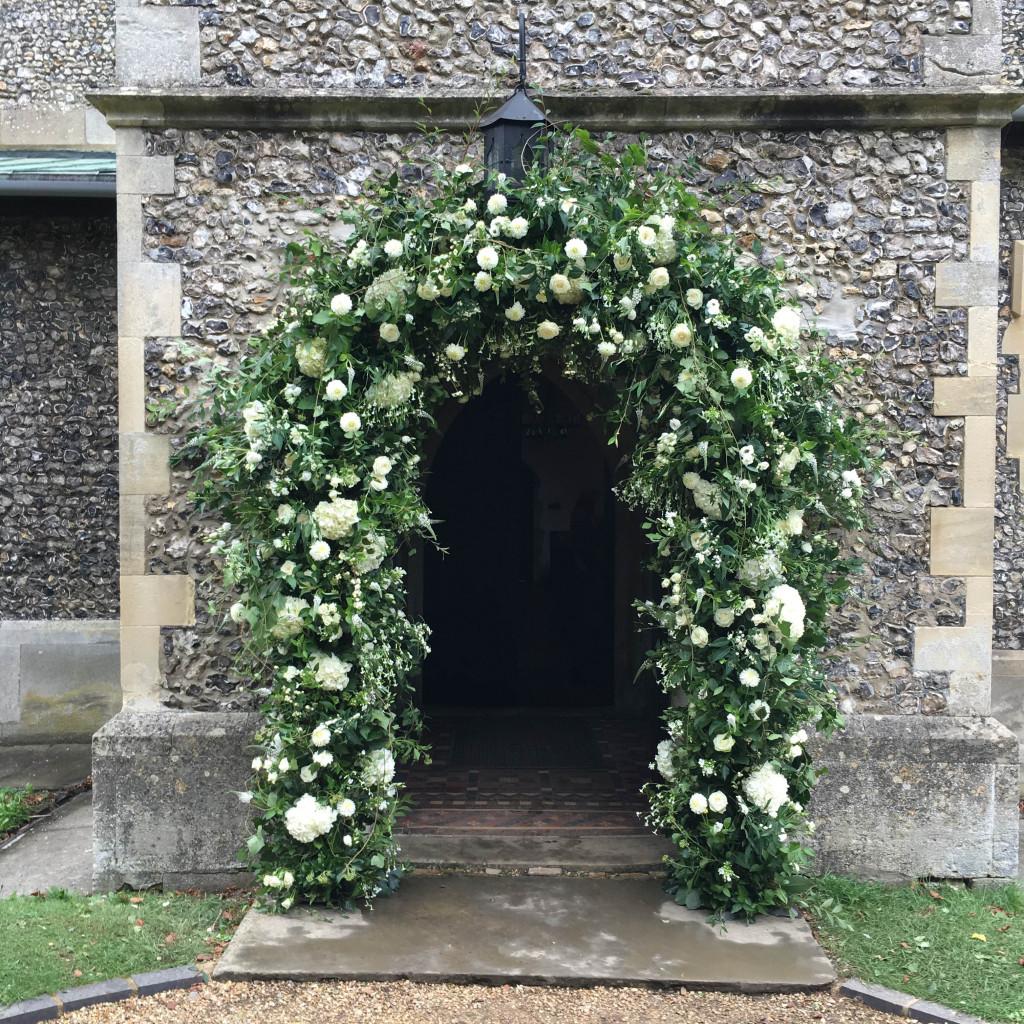 The Wedding of Jenny & David 1