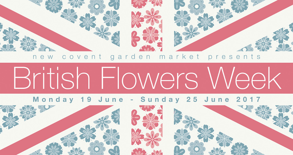 British Flowers Week 2017