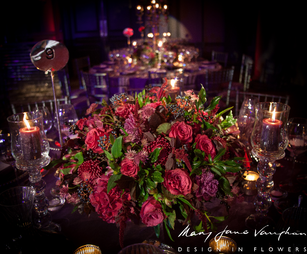 Rosewood Romance - Mary Jane Vaughan - creative florists in