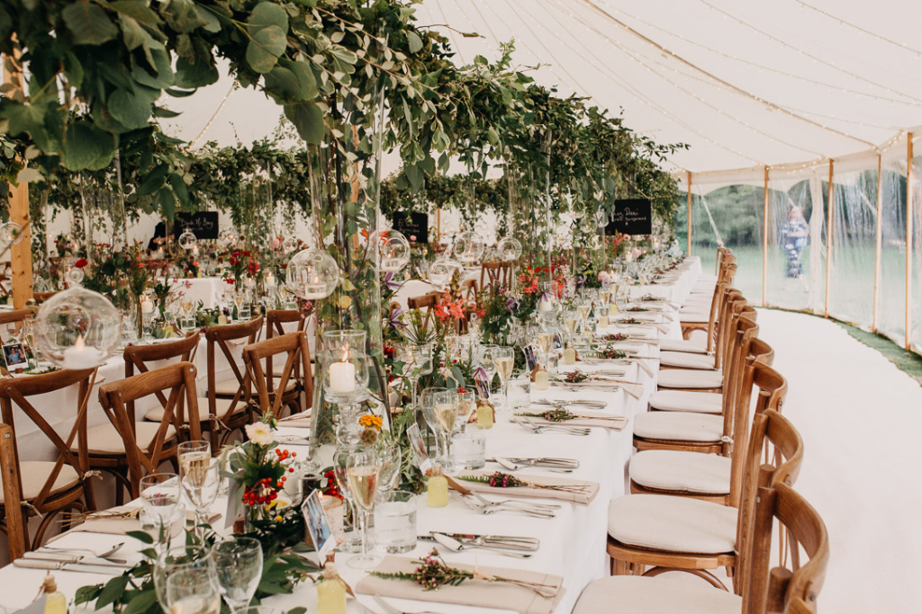Rustic chic kent wedding mary jane vaughan creative florists in share this article junglespirit Images