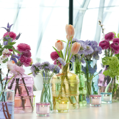 Sky Garden flowers by Mary Jane Vaughan London Florist