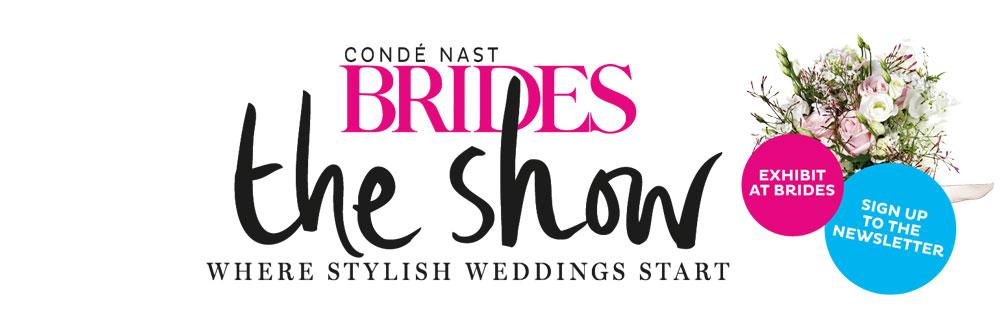 Conde Nast Brides Show 2014